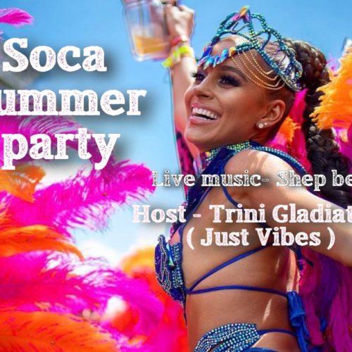 Soca Summer Party