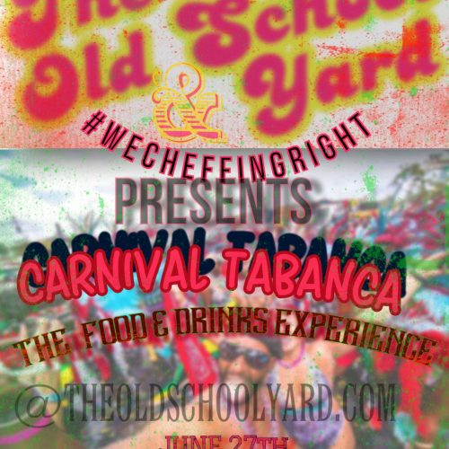 Carnival tabanca - poster